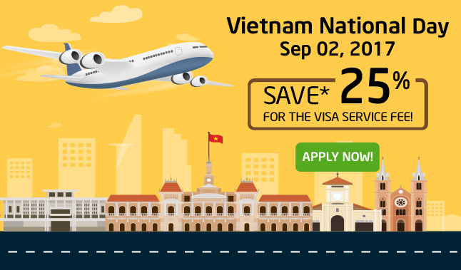 Vietnam National Day 2-9