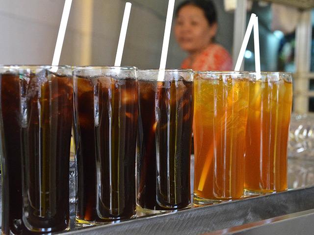 Vietnamese-Artichoke tea