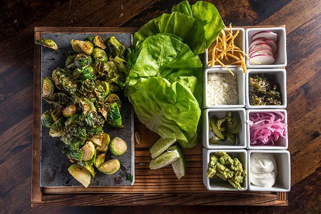 Vietnamese vegetarian restaurant